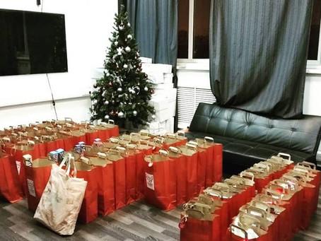 Новая партия подарков упакованы!