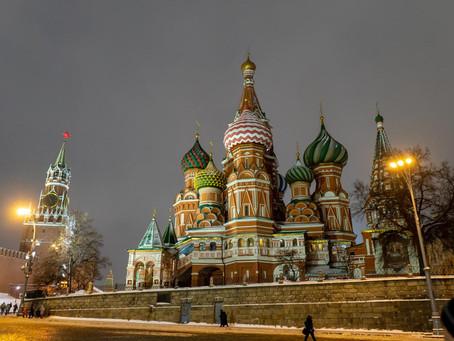 Приемные семьи на каникулах в Москве!