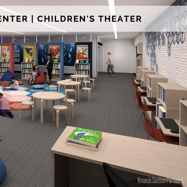 Early Learning Center   Children's Theater