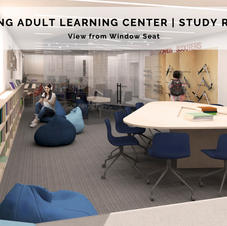 Young Adult Learning Center | Study Room