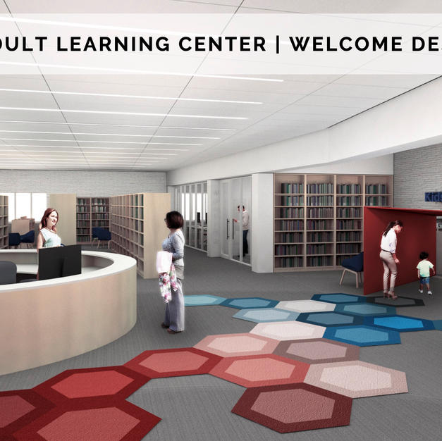 Adult Learning Center   Welcome Desk