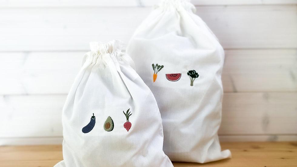 Sáčky na zeleninu