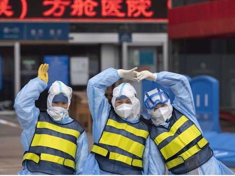 Wuhan: Makeshift hospital closed