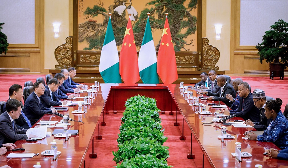 What is China's interest in Africa?
