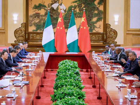 What does China want with Africa?