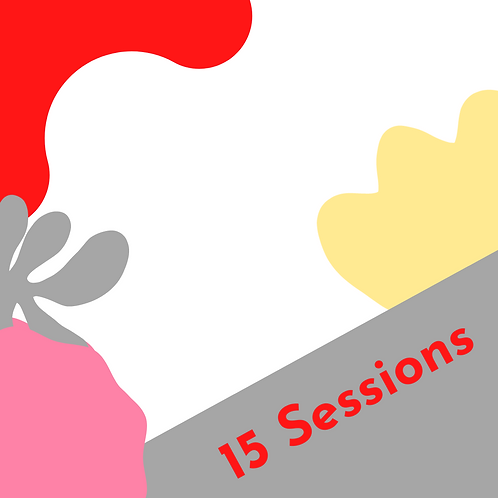 Kids private 1 to 2 Mandarin Course CH108 - 15 Sessions