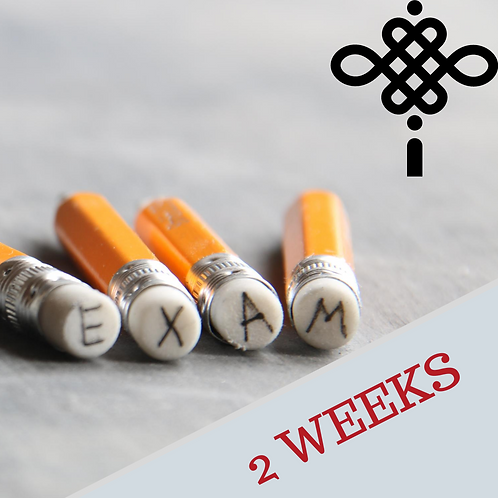 HSK Preparation Course CH104 - 2 weeks (13.5 hours)