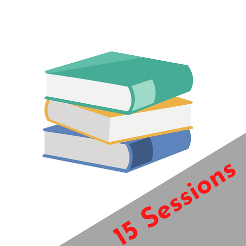 Kids 1 to 1 Mandarin Course CH109 - 15 Sessions