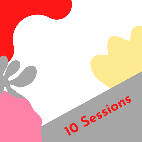 Kids 1 to 2 Mandarin Course CH108 - 1O Sesssions