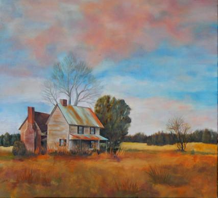 Sunset, Double House