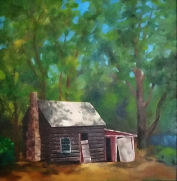 Log Cabin, Doleman Lane