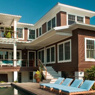 SULLIVAN'S ISLAND HOUSE