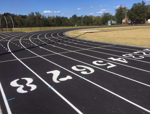 MILITARY MAGNET ATHLETIC TRACK & FIELD