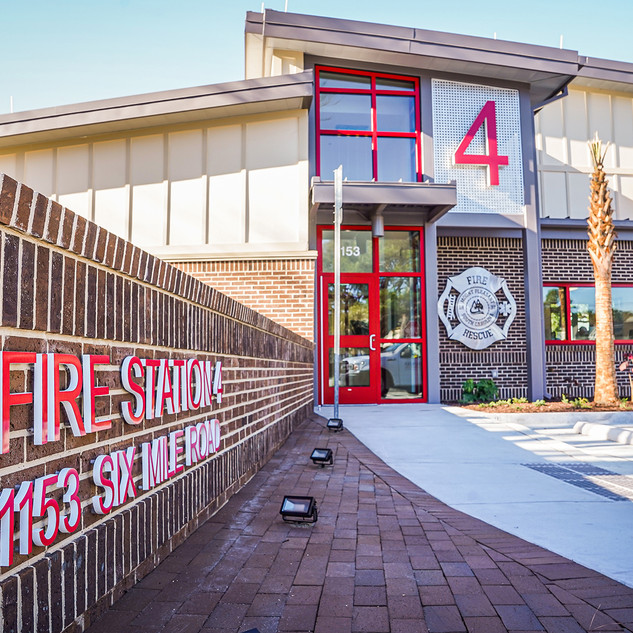 TOMP FIRE STATION NO. 4