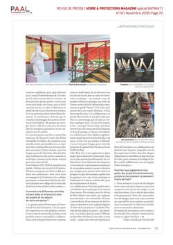 Magazine Verre et Protection Magazin