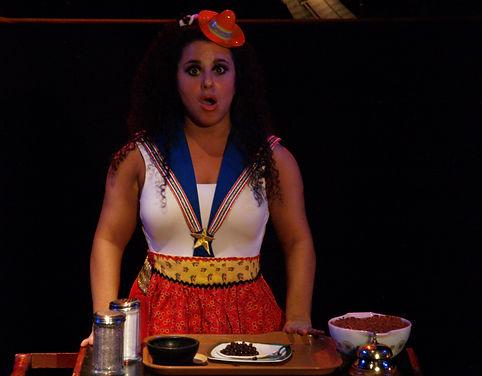 "Cassandra Dupler as ""Maria Gonzales"" in Smile"