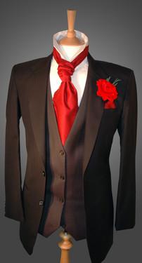 Black Formal Suit