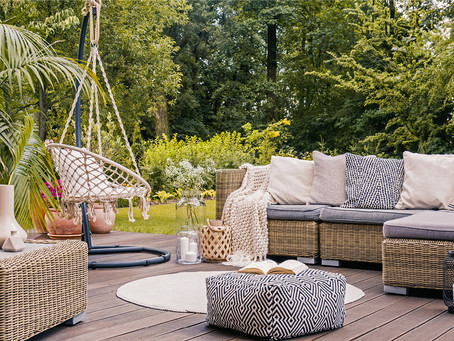 Tips for Redesigning Your Patio Space