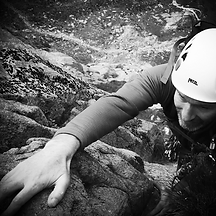 Advanced climbing course in North Wales