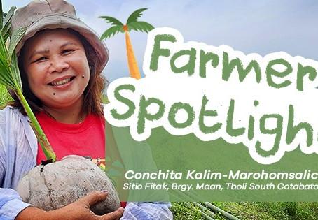 Farmer Spotlight: Meet Conchita