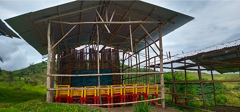 UNDER CONSTRUCTION: CALFUNGAL ELEMENTARY SCHOOL