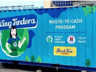 ABS-CBN News: Consumers, sari-sari stores to earn from collecting plastic waste: Century Pacific
