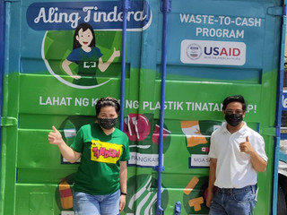 Stories from the Field: Janine from Barangay 161  joins the Aling Tindera network