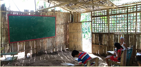 UNDER CONSTRUCTION: KIAOL ELEMENTARY SCHOOL