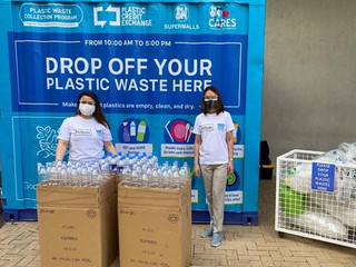 Manila Times: Plastic Waste Collection Program launched at the SM Mall of Asia