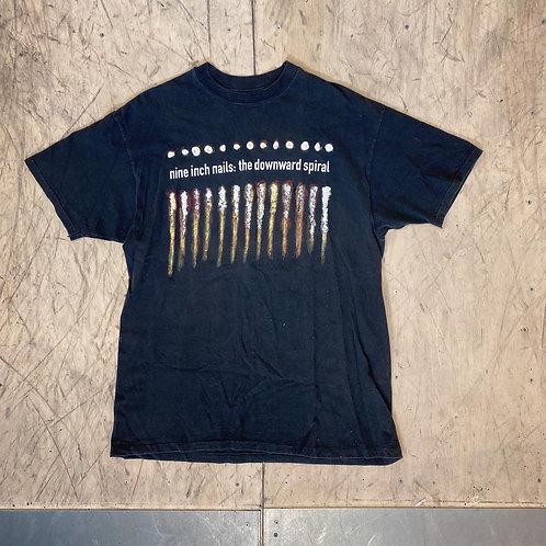 NIN The Downward Spiral T-shirt