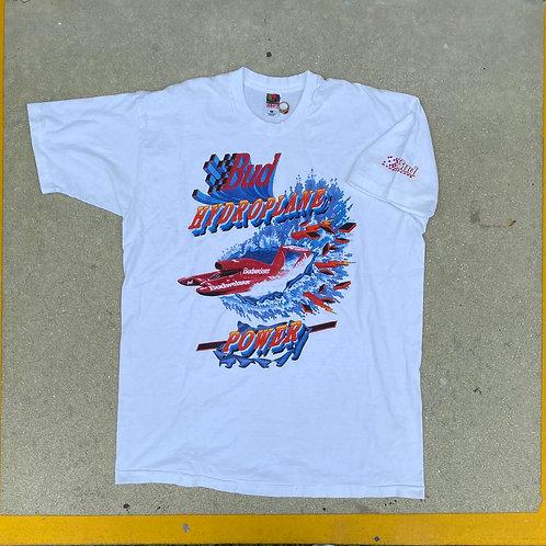 Budweiser Hydroplane Shirt
