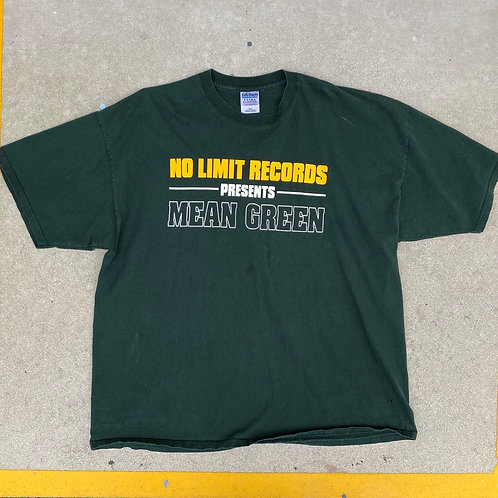 No Limit Records Mean Green T-Shirt
