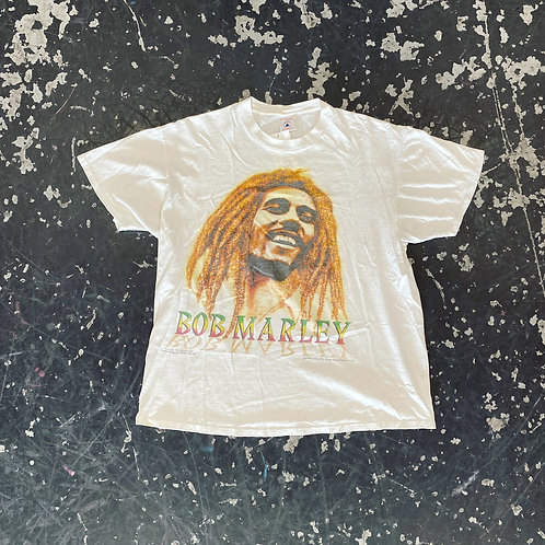 Bob Marley Gold Face T-shirt