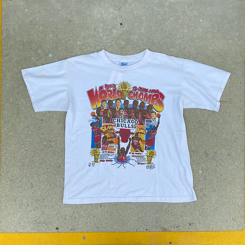 Chicago Bulls 1993 Championship T-Shirt