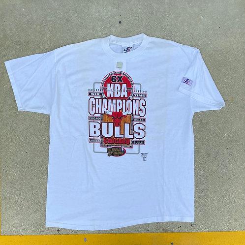 Chicago Bulls 1998 Championship T-Shirt