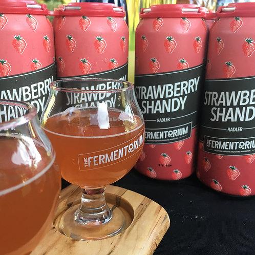Strawberry Festival Summer Shandy 4PK