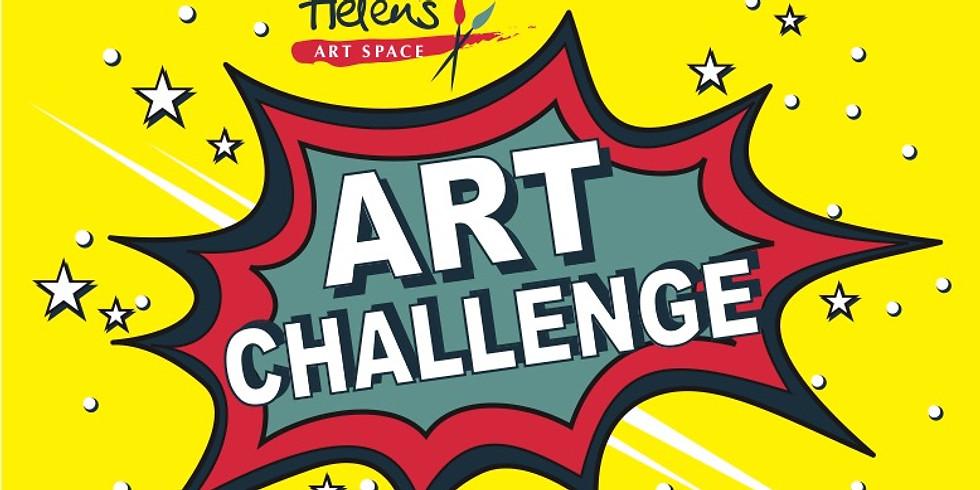 Helen's Art Challenge WEEK 2