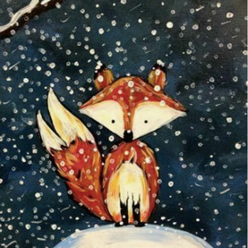 Christmas Painting Workshop - SOLD OUT
