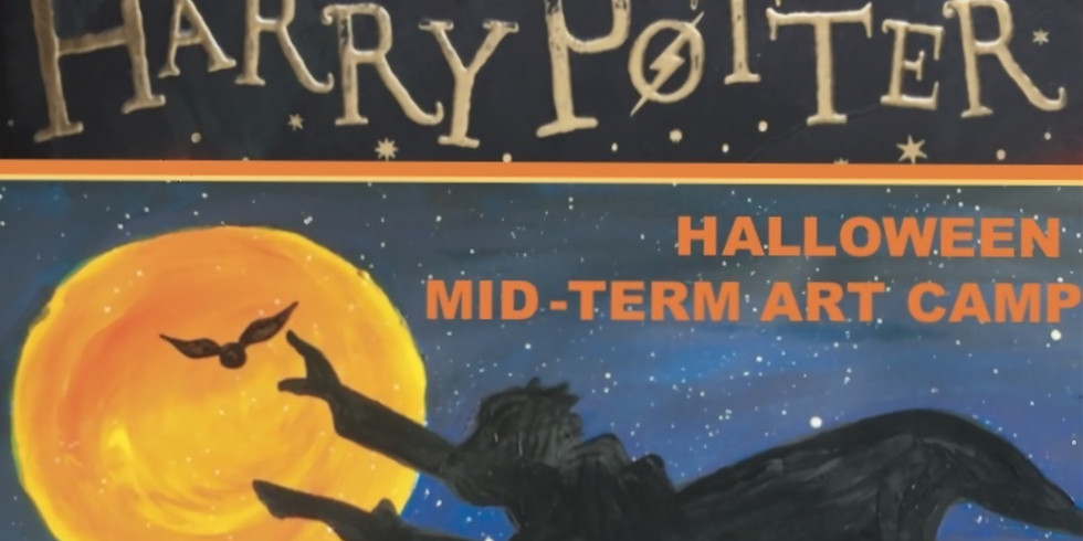 Harry Potter Mid Term (Afternoon)