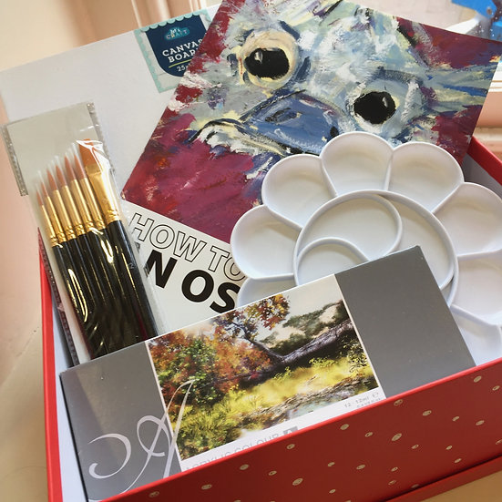 Gift of Art Hamper