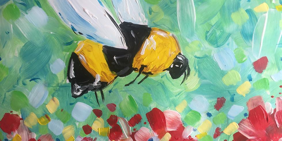 Adult Beginners Painting workshop