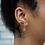 Thumbnail: Ruby and Diamond Earrings