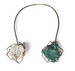 Bronze Torc necklace