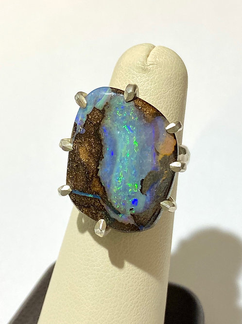 One of a Kind Mineral Ring - Wholesale