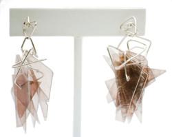 Mica earrings