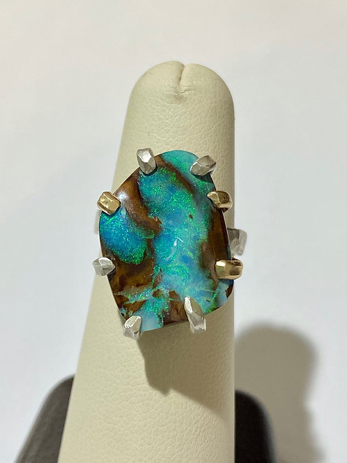 One of a Kind Opal Ring - Wholesale