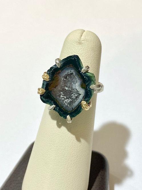 Geode ring
