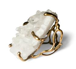 Mineral Specimen Ring
