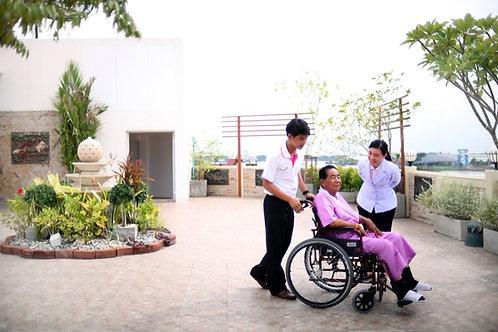 แพคเกจพยาบาลดูแลที่บ้าน