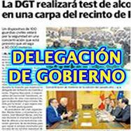 DELEGACIÓN DE GOBIERNO